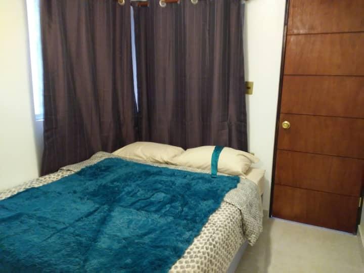 Mini departamento segundo piso