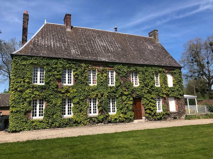 La belle maison de maître