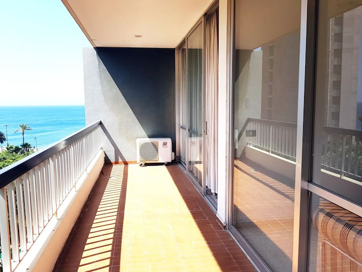Quiet & Comfy Flat in Center, 2min walk to Sea