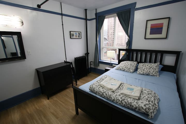Private Double Room at Hostel