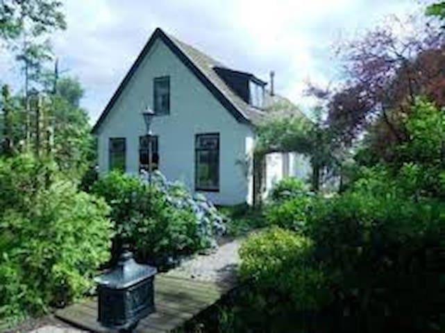 Prachtige verbouwde boerderij - Willemsoord - Talo