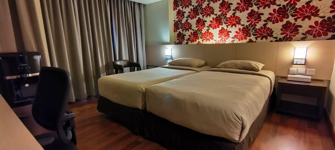 Apartemen Solo Paragon Apartment wt Mall facility