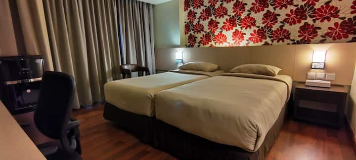 Apartemen Solo Paragon Apartment wt Mall facility