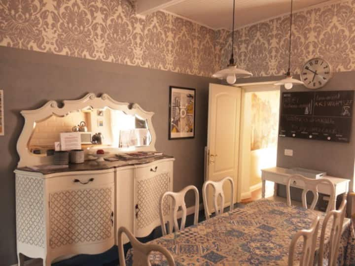 Apartment under Brunate with fantastic view