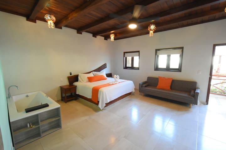 Single room at Hotel Hacienda Dos Ojos 2
