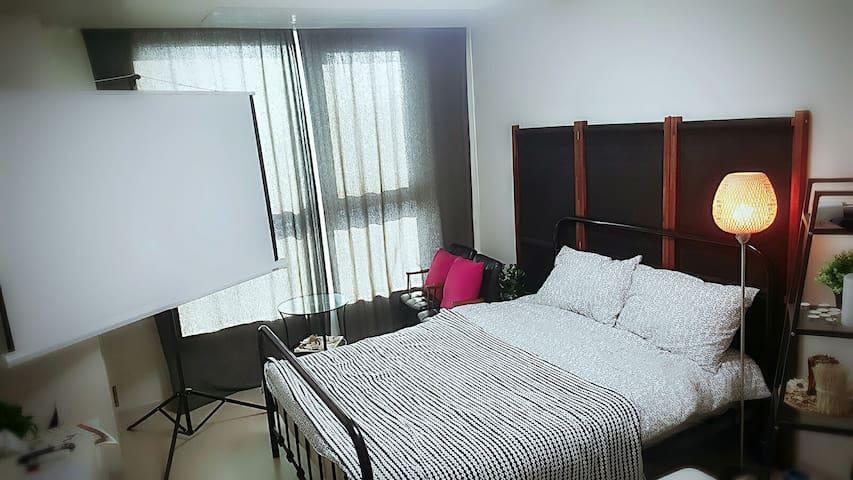 #01 TED HOUSE- Haeundae Ocean View, Beautiful room - Haeundae - Apartment