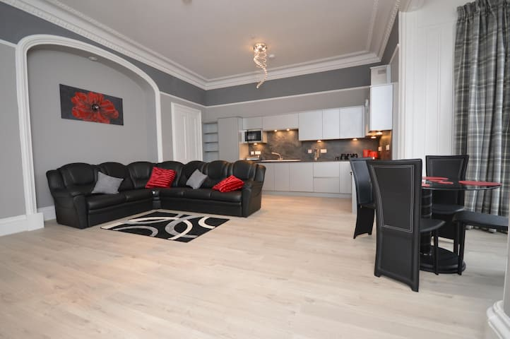 Barron House Luxury 2 bed apartment - Nairn - Apartment