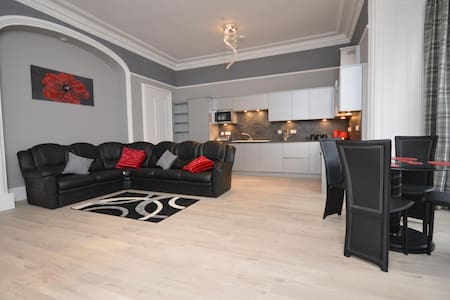 Barron House Luxury 2 bed apartment - Nairn - Wohnung