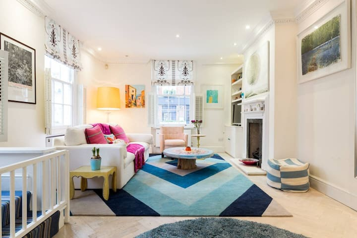 Exceptional 3bed family home in Notting Hill