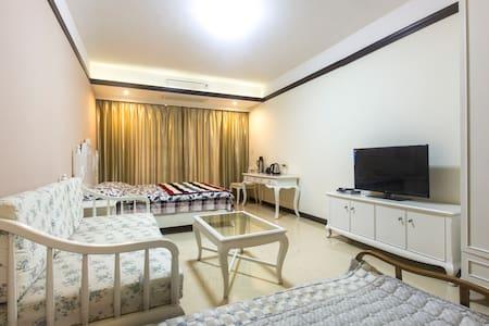 文昌最好一线温泉海景小区带厨房/同时提供租车和路线推荐—新游记 - Wenchang - Apartmen