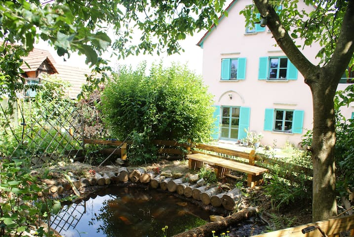 House with green, peacful  garden - Steiermark - Dom