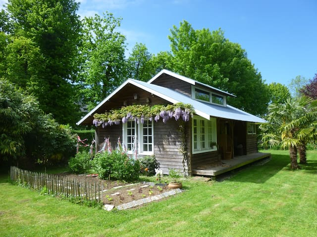 la cabane au fond du jardin - Le Havre - Huis