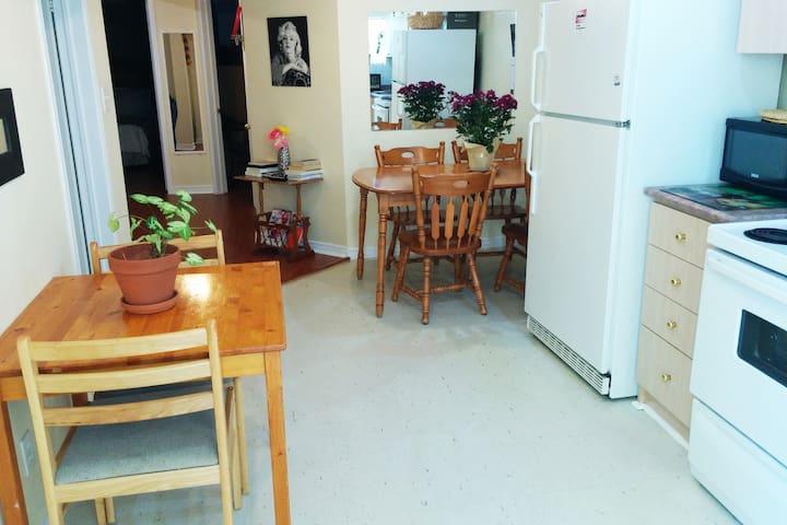 Iris Lynn Place - 2BR BSMT Apartment