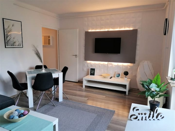 Central Home Apartment, in the City center❇️WiFi❇️