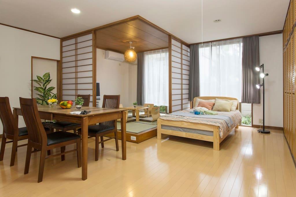 5mins To Shibuya With Japanese Zen Style Room
