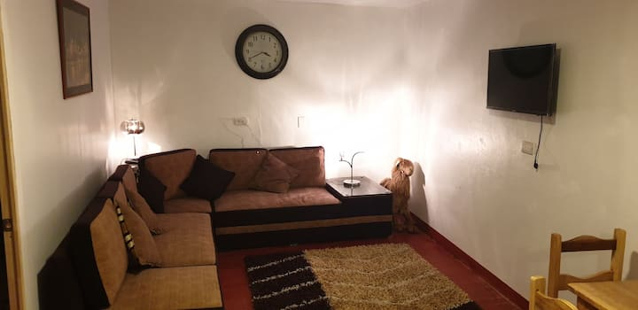 SK Apartment in great location, ground floor