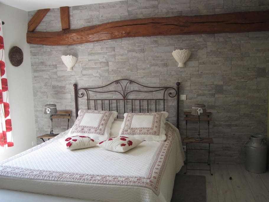 b b entre terre et vignoble pr s de reims bed and breakfasts for rent in villers franqueux. Black Bedroom Furniture Sets. Home Design Ideas