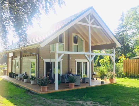 Perfect for family chalet beech