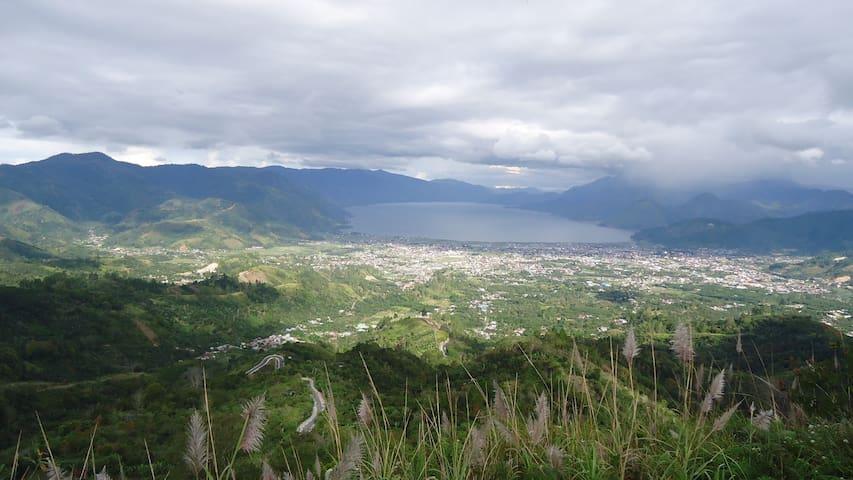 wisata takengon - Kabupaten Aceh Tengah - Szállás a természetben