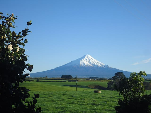 Hosted Taranaki Dairy Farm Tour - Okaiawa - Pension