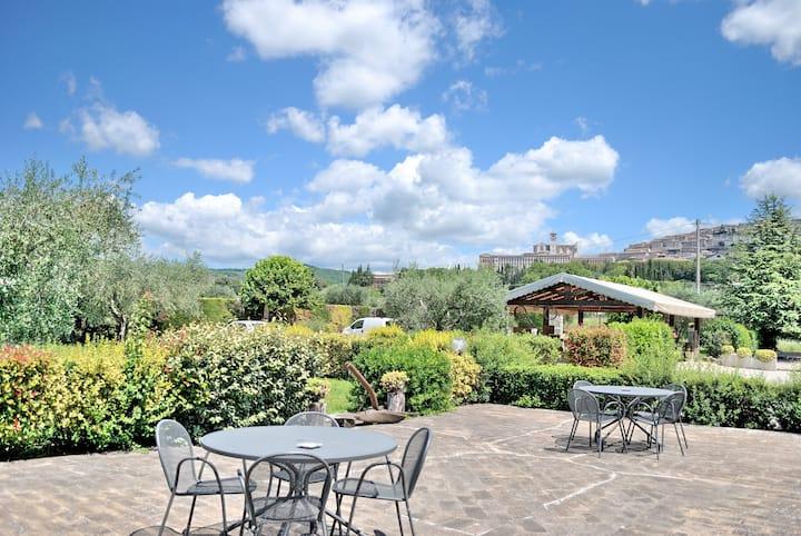 2 camere da letto vicino Assisi