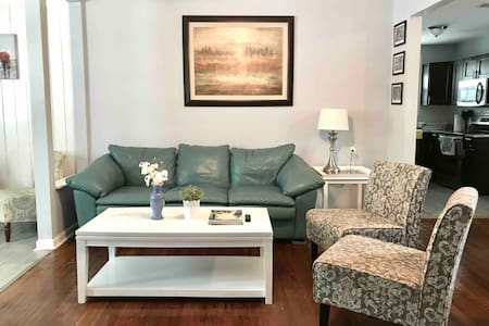 Beautiful Home! 5 min. To downtown, quiet, safe