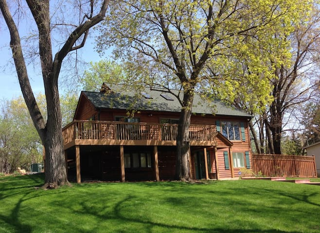 Wonderful Cabin Style Home in the City!