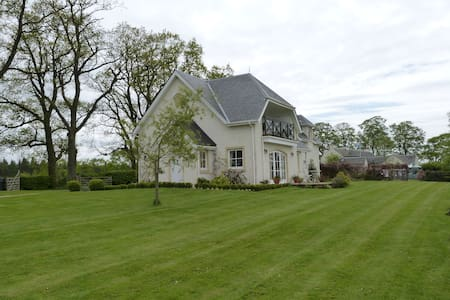 Willow Tree Cottage, Little Carbeth Estate - Killearn - 公寓