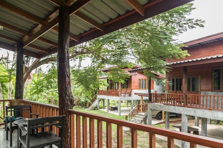 Jule Green Villa, Koh Phangan, Thailand