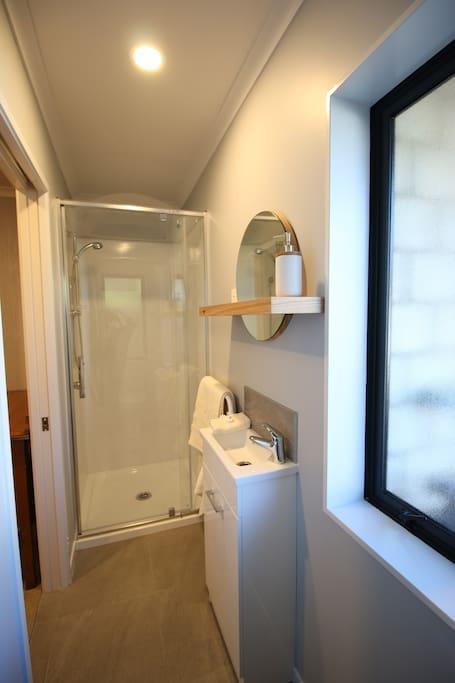 Private Ensuite Bathroom.
