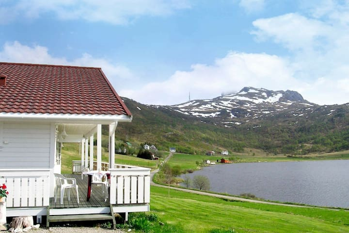 4 star holiday home in LEKNES