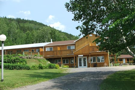 Top 20 charlevoix regional county municipality vacation for Au jardin d ozanne