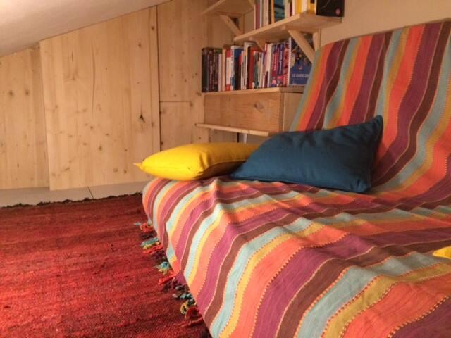 Petite chambre au calme au coeur de Grenoble - Grenoble - House