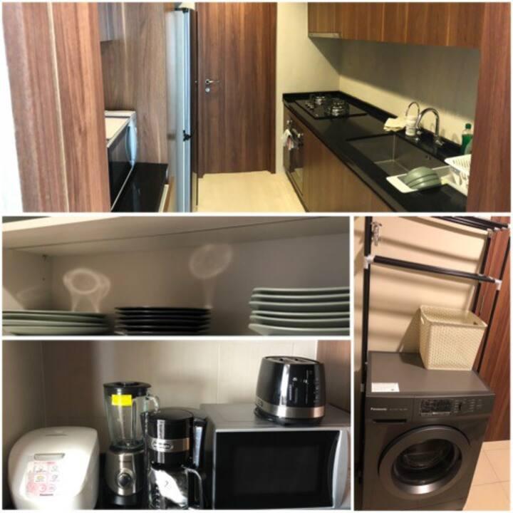 Branz Simatupang Luxury Apartement