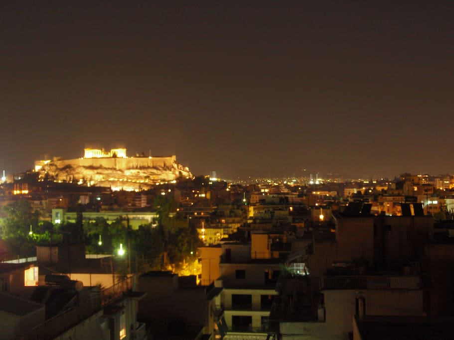 ACROPOLIS and ATHENS amazing view just 10-15min away