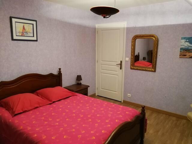 Première chambre de 16 m2