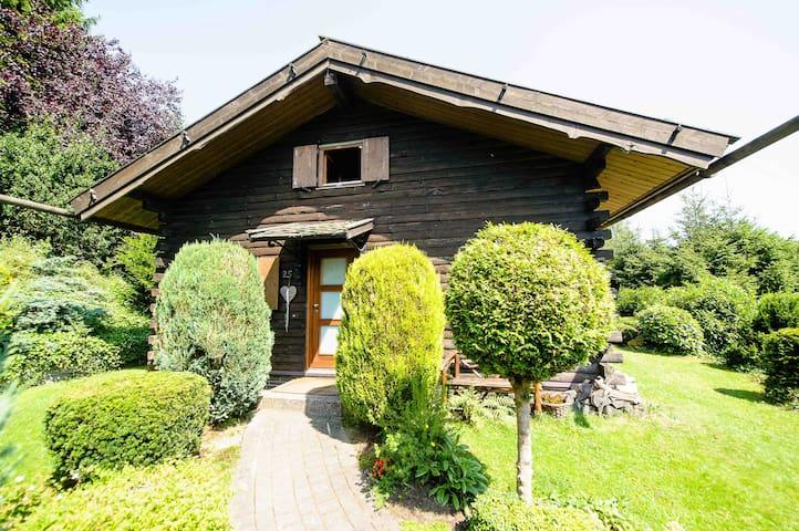 Chalet Willingen, das Holzhaus - Willingen (Upland) - House