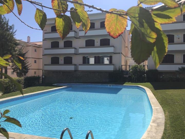LV Premier Troia TR1- AC, Comfort, Pool, Seaside