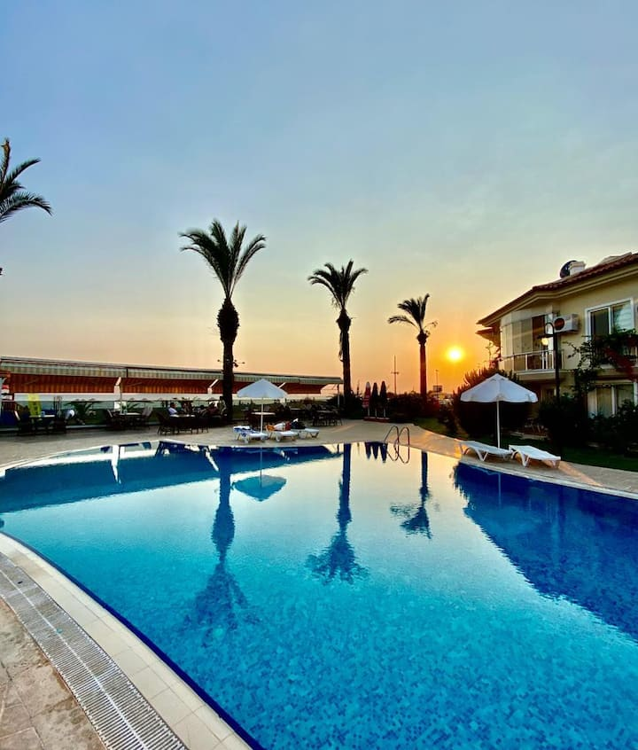 Sunset Beach Club /Doğa Apart