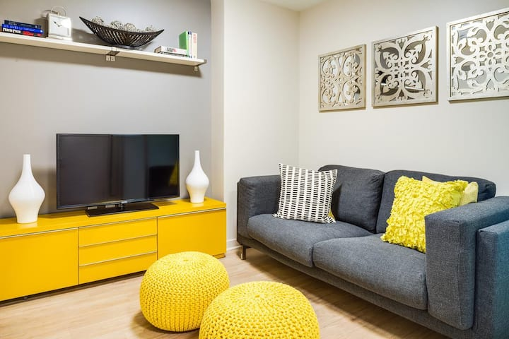 Relax in your own apt | 1BR in San Jose