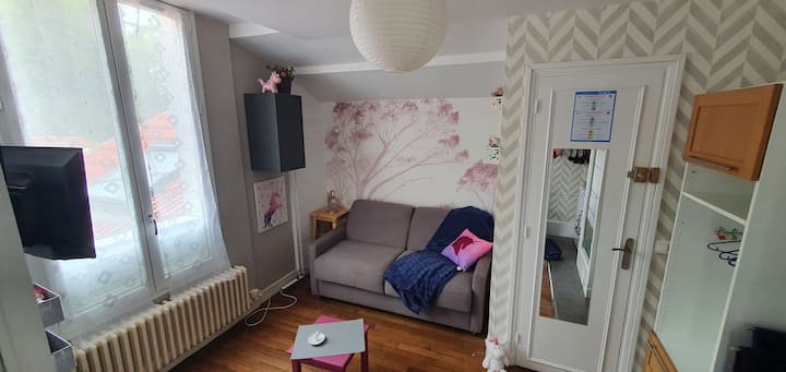 Studio 16m2 - proche Versailles et Paris