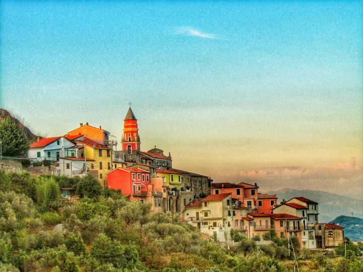 Home nearby Cinque Terre