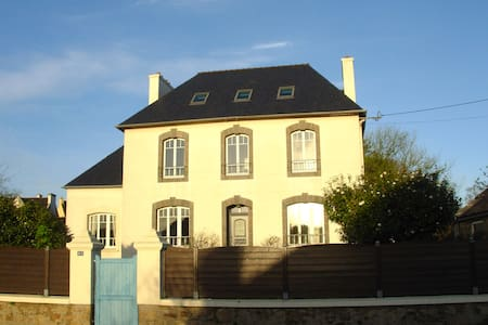 Chambre dans maison de maître - Plougastel-Daoulas - Casa