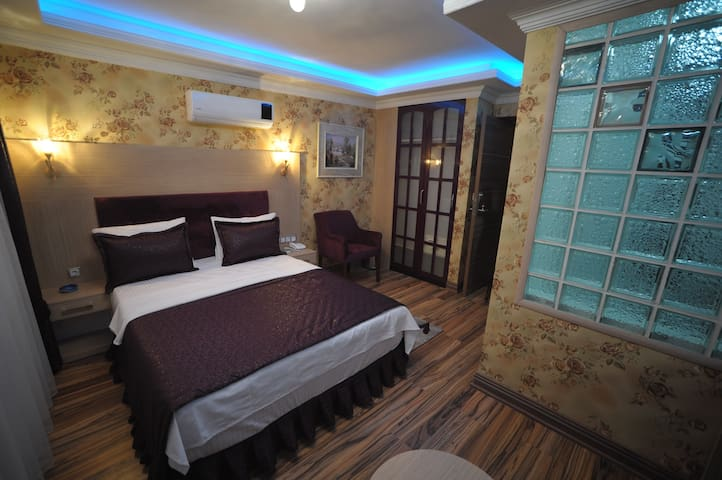 The Superior Rooms in Taksim
