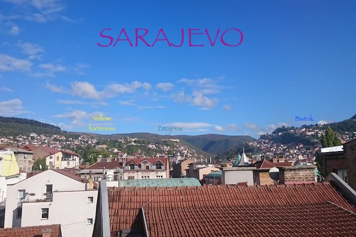 Luxurious duplex apartment, in heart of Sarajevo