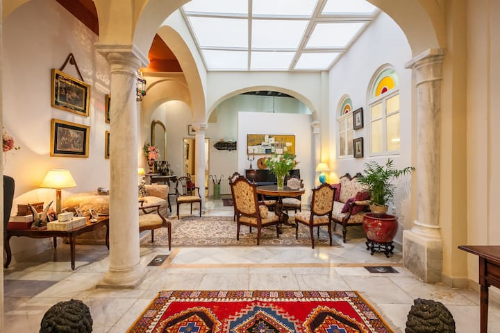 GREAT HOUSE IN SEVILLE DOWNTOWN - Sevilla - Huis