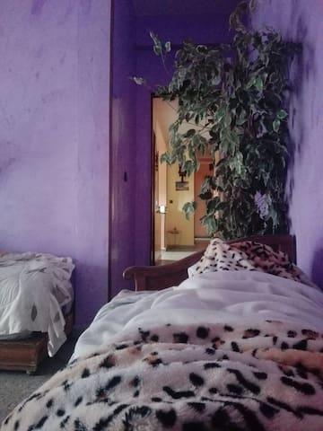 3 chambre 1 douche - tv- wifi- - Casablanca - House