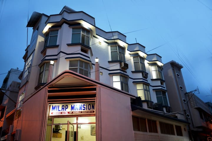 Hotel Milap Mansion