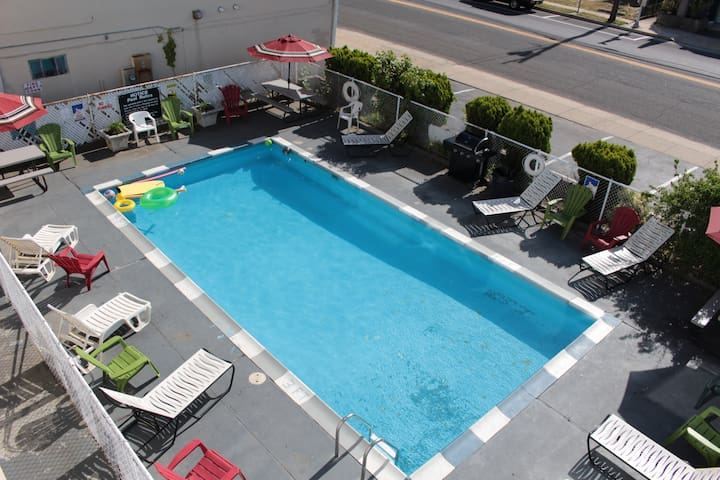 127- house 2- bed room unit (8-10 - Seaside Heights - Appartement