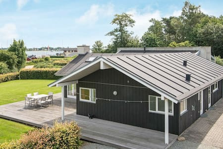 Breezy Holiday Home in Jutland with Sauna